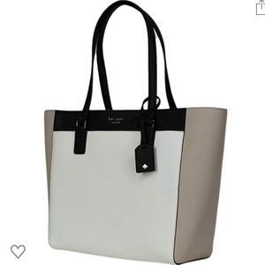 Authentic Kate Spade large Cameron tote bag.